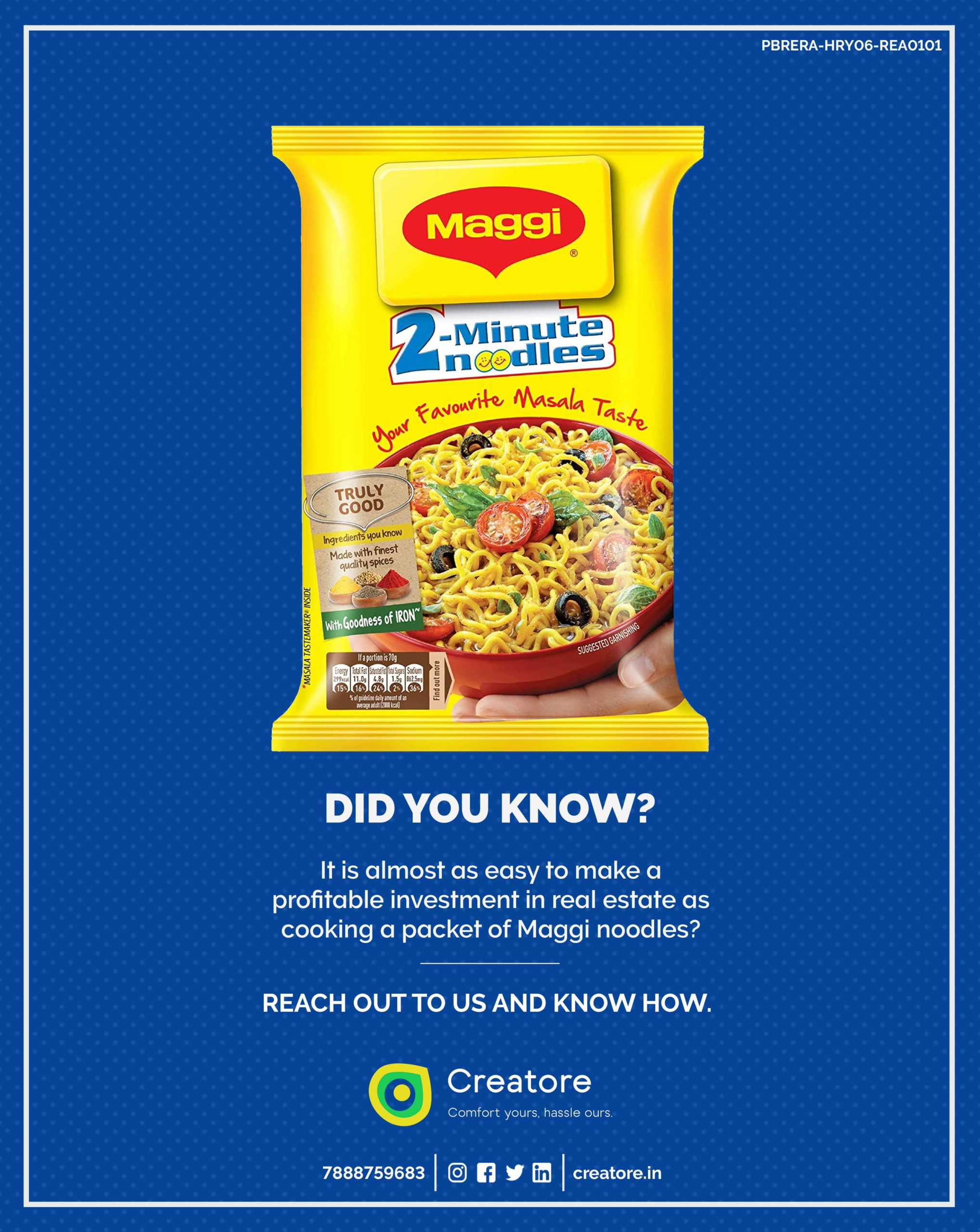 Creative Advertising and Marketing Agency Creative Ad Services Maggi