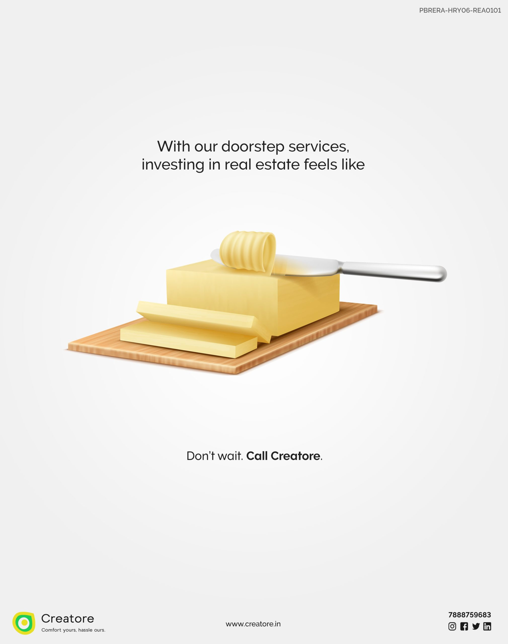 Creative Advertising and Marketing Agency Creative Ad Services Like Butter
