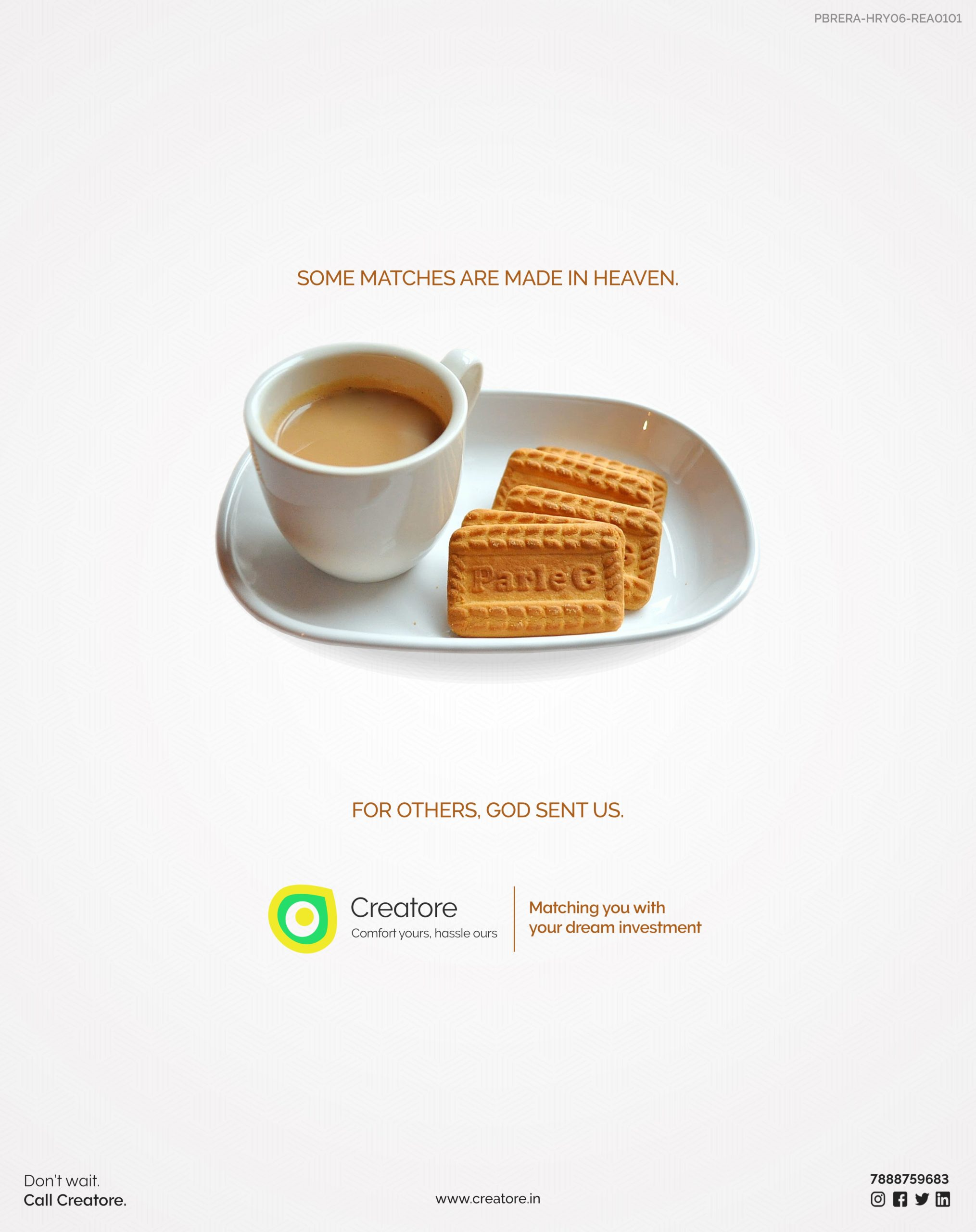 Creative Advertising and Marketing Agency Creative Ad Tea Parle G