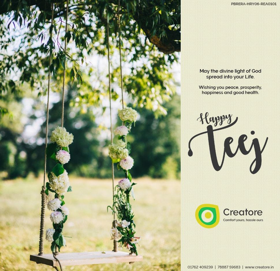 Creative Advertising and Marketing Agency Teej Corporate Greeting