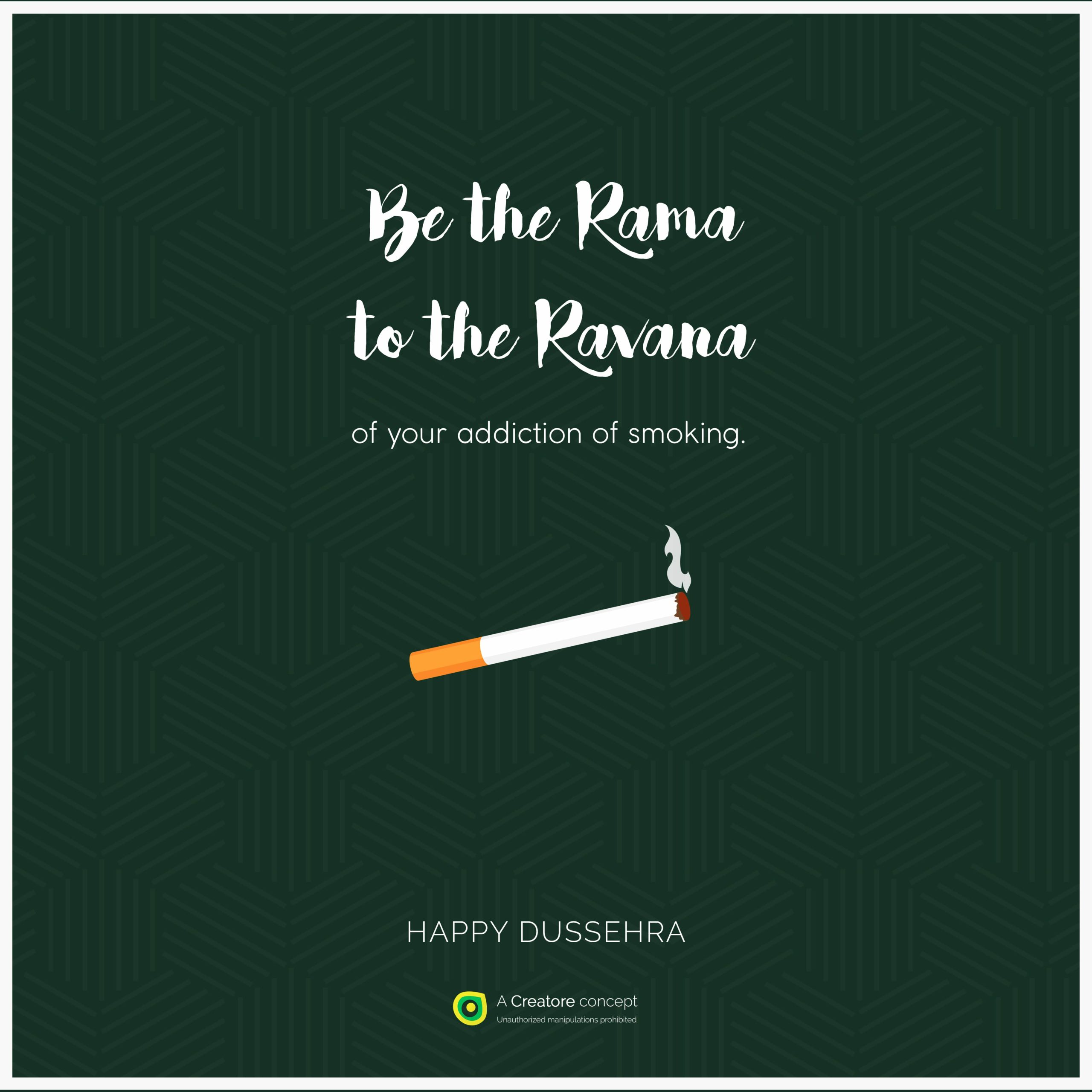 Dussehra-2018-Cigarette